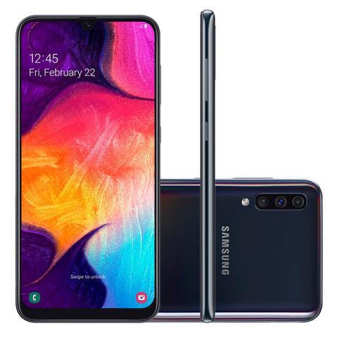 Imagem de Smartphone Samsung Galaxy A50 64GB Dual Chip 4G Tela 6,4
