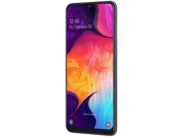 Imagem de Smartphone Samsung Galaxy A50 64GB Preto 4G