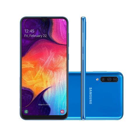Imagem de Smartphone Samsung Galaxy A50 SM-A505GZBBZTO 64GB 6,4