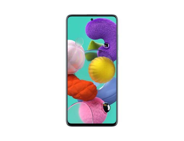 """Imagem de Smartphone Samsung Galaxy A51 128GB 4G - 4GB RAM 6,5"""" Câm. Quádrupla + Câm. Selfie 32MP"""