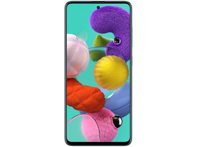 Imagem de Smartphone Samsung Galaxy A51 128GB Azul 4G