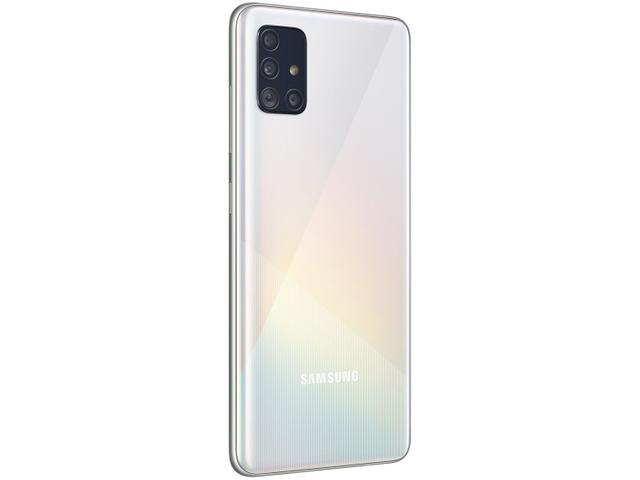 Imagem de Smartphone Samsung Galaxy A51 128GB Branco 4G