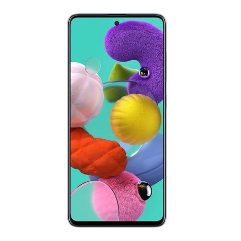 Imagem de Smartphone Samsung Galaxy A51, Dual Chip, Branco, Tela6,5