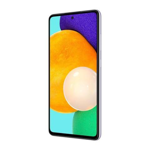 Imagem de Smartphone Samsung Galaxy A52, Violeta, Tela de 6.5
