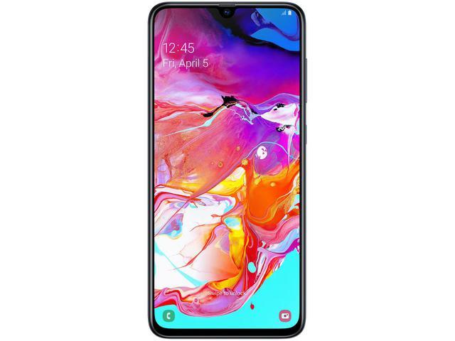 Imagem de Smartphone Samsung Galaxy A70 128GB Preto 4G