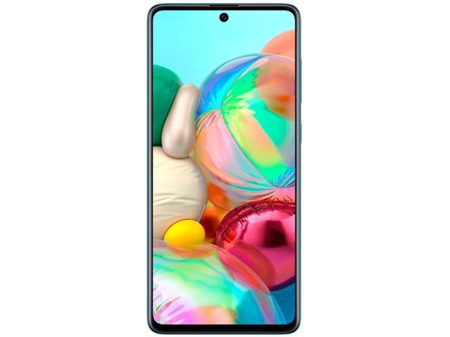 Imagem de Smartphone Samsung Galaxy A71 128GB Azul 4G