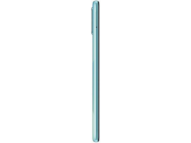 Imagem de Smartphone Samsung Galaxy A71 128GB Azul 6GB RAM