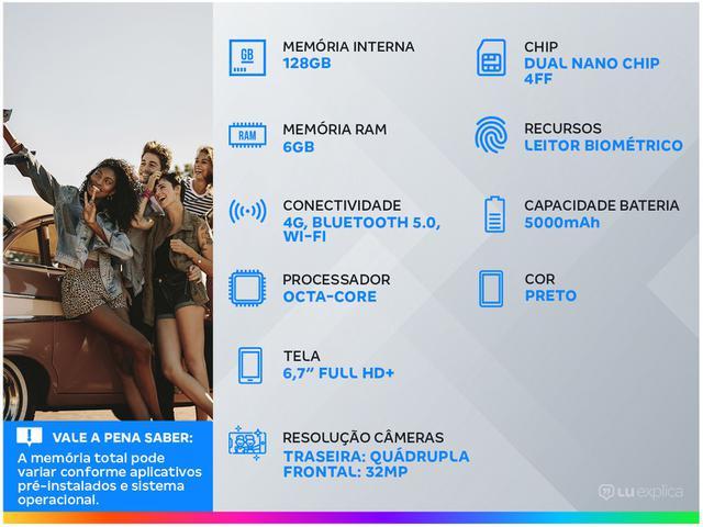 Imagem de Smartphone Samsung Galaxy A72 128GB Preto 4G