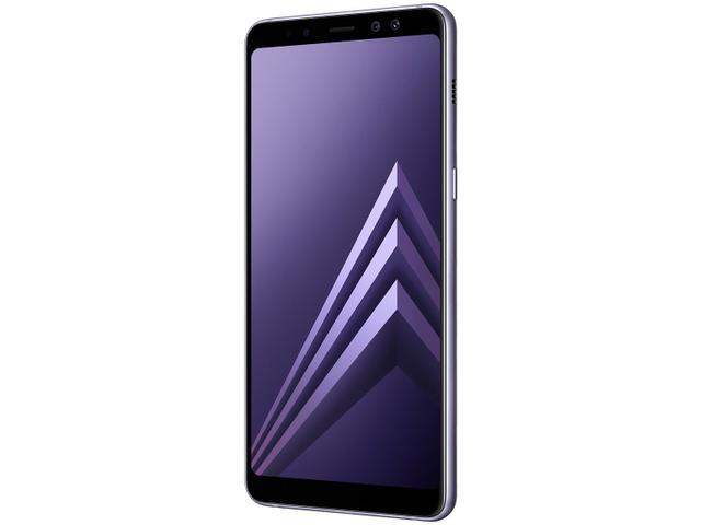 Imagem de Smartphone Samsung Galaxy A8+ 64GB Ametista