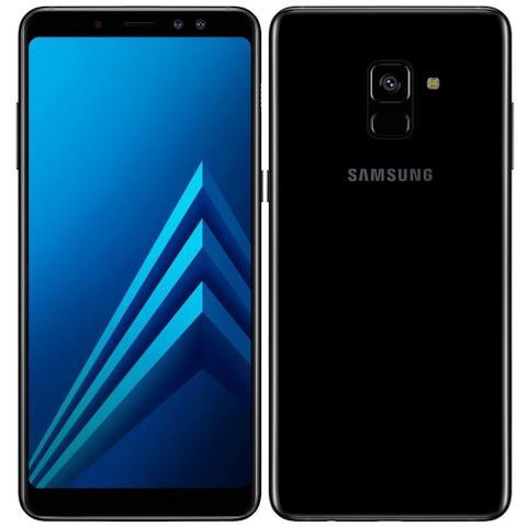 Imagem de Smartphone Samsung Galaxy A8+, Dual Chip, Preto, Tela 6
