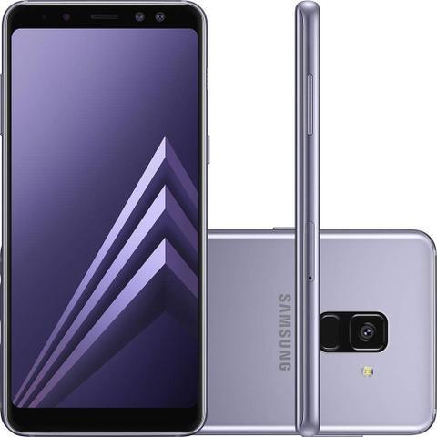 Imagem de Smartphone Samsung Galaxy A8 Plus Dual Chip Android 7.1 Tela 6 Polegadas Octa-Core 2.2GHz 64GB 4G Câmera 16MP