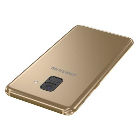 Imagem de Smartphone Samsung Galaxy A8 Plus Dual Chip Android Tela 6.0