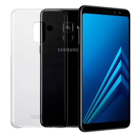 Imagem de Smartphone Samsung Galaxy A8, Preto, A530F, Tela de 5.6