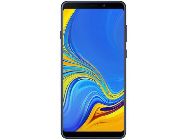 Imagem de Smartphone Samsung Galaxy A9 128GB Azul 4G
