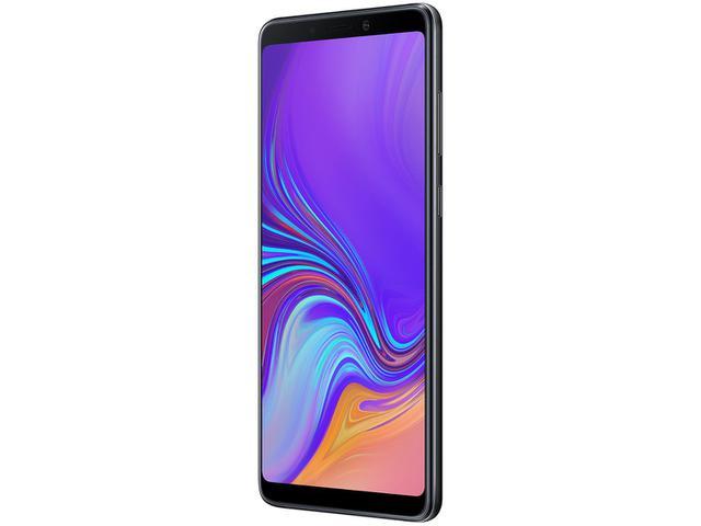Imagem de Smartphone Samsung Galaxy A9 128GB Preto 4G