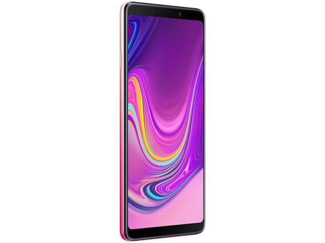 Imagem de Smartphone Samsung Galaxy A9 128GB Rosa 4G
