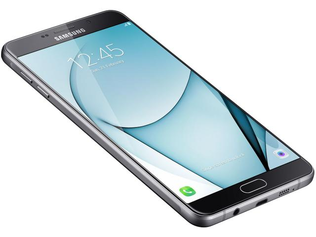 Imagem de Smartphone Samsung Galaxy A9 32GB Preto Dual Chip
