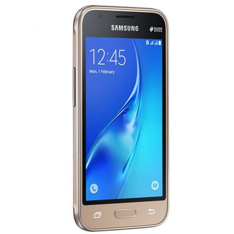 Imagem de Smartphone Samsung Galaxy J1 Mini Duos 8GB Tela 4 Polegadas Câmera 5MP J105