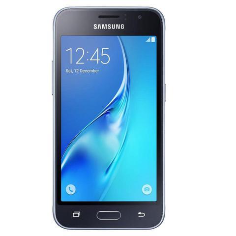 Imagem de Smartphone Samsung Galaxy J1 SM-J120 8GB Tela 4.5 Android 5.1 Câmera 5MP Dual Chip
