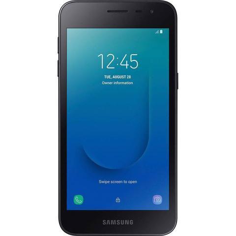 Imagem de Smartphone Samsung Galaxy J2 Core 16GB Dual Chip Android 8.1 QuadCore 1.4 Ghz Cam 8mp Preto