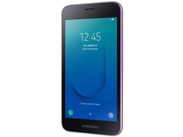 Imagem de Smartphone Samsung Galaxy J2 Core 16GB Violeta 4G