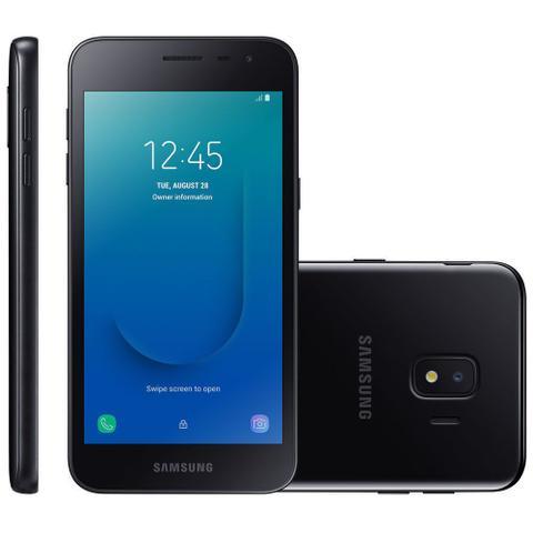 Imagem de Smartphone Samsung Galaxy J2 Core, Dual Chip, 16GB, 8MP, 4G, Preto - J260M