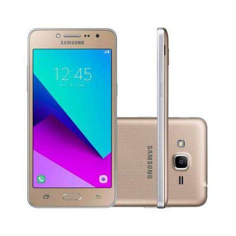 Imagem de Smartphone Samsung Galaxy J2 Prime Dual Chip Android 6.0.1 Tela 5 Pol 16GB 4G Câmera 8MP - Dourado