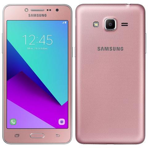Imagem de Smartphone Samsung Galaxy J2 Prime Rosa, Dual Chip, Tela 5.0, Android 6.0, Câmera 8MP, Memória 16GB - 4G