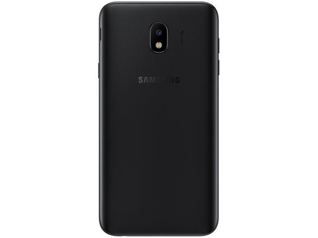 Imagem de Smartphone Samsung Galaxy J4 16GB Preto 4G