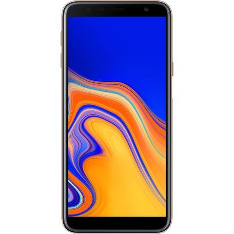 Imagem de Smartphone Samsung Galaxy J4  32GB Dual Chip Android Tela Infinita 6 Quad-Core 1.4GHz 4G Câmera 13MP - Cobre