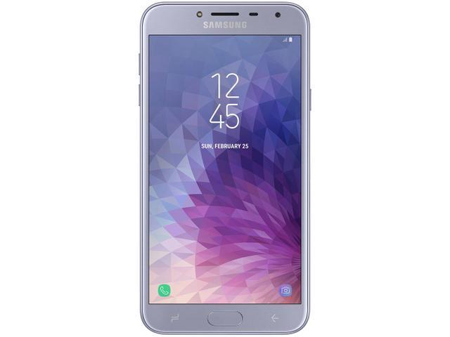 Imagem de Smartphone Samsung Galaxy J4 32GB Prata