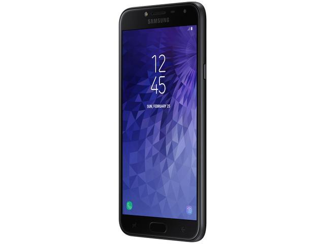 Imagem de Smartphone Samsung Galaxy J4 32GB Preto