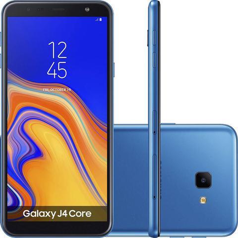 Imagem de Smartphone Samsung Galaxy J4 Core 16GB Nano Chip 6 8MP - Azul