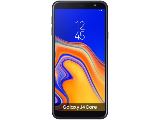 Imagem de Smartphone Samsung Galaxy J4 Core 16GB Preto 4G