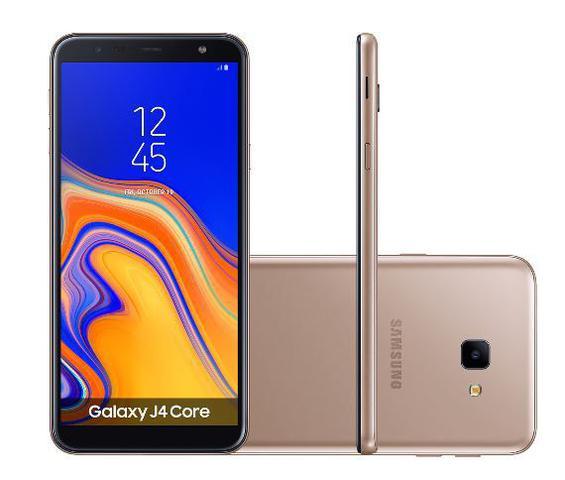 Imagem de Smartphone Samsung Galaxy J4 Core 16GB, Tela Infinita de 6