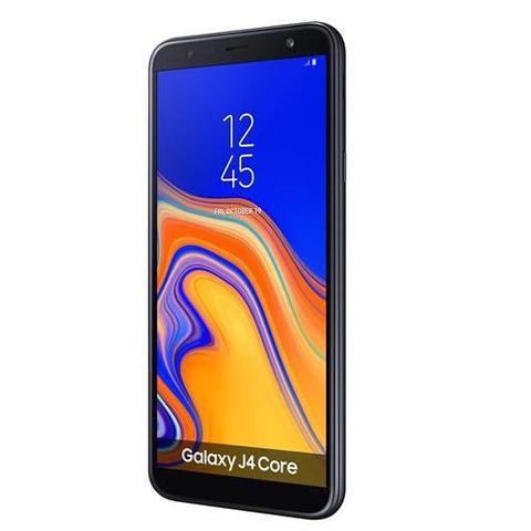 Imagem de Smartphone Samsung Galaxy J4 Core Tela infinita de 6 Câmera Frontal de 5MP Android Go 8.1- Preto