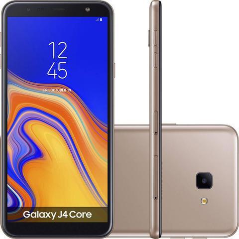 Imagem de Smartphone Samsung Galaxy J4 Core Tela infinita de 6 Câmera Traseira 8MP 16GB  - Cobre