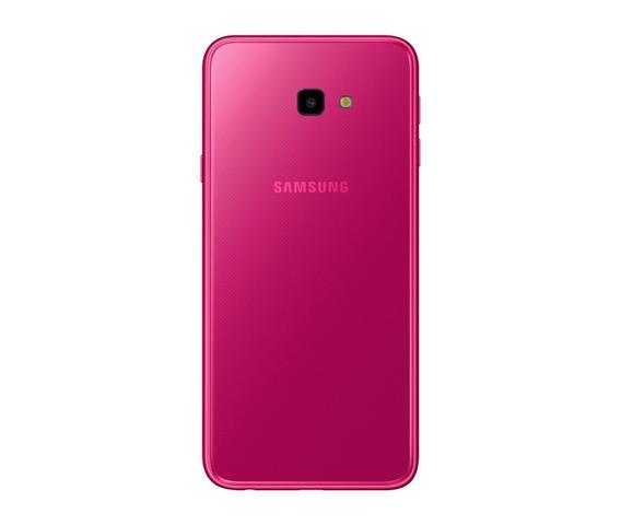 Imagem de Smartphone Samsung Galaxy J4+ Plus 32GB Rosa - Dual Chip 4G - Quad Core 2GB RAM Tela 6 Câm. 13MP + Câm. Selfie 5MP