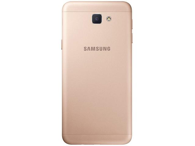 ede46ab64 Smartphone Samsung Galaxy J5 Prime 32GB Dourado - Dual Chip 4G Câm ...