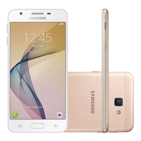 Imagem de Smartphone Samsung Galaxy J5 Prime G570M Dourado