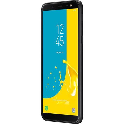 Imagem de Smartphone Samsung Galaxy J6 32GB Dual 5.6 13MP TV - Preto