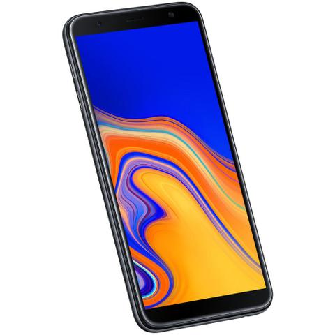 Imagem de Smartphone Samsung Galaxy J6+ 32GB Dual Chip Tela 6 Dual Câmera 13MP+5MP Frontal 8MP Preto
