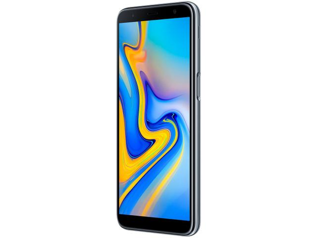 Imagem de Smartphone Samsung Galaxy J6+ 32GB Prata 4G
