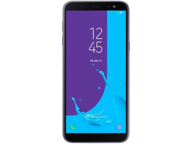 Imagem de Smartphone Samsung Galaxy J6 32GB Prata