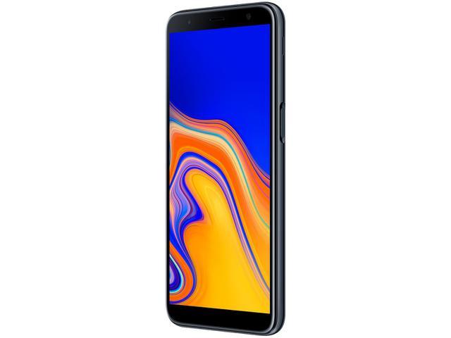 """Imagem de Smartphone Samsung Galaxy J6+ 32GB Preto 4G - 3GB RAM Tela 6"""" Câm. Dupla + Câm. Selfie 8MP"""