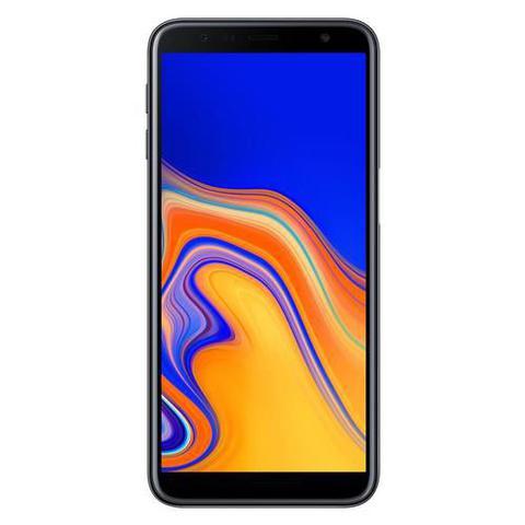 Imagem de Smartphone Samsung Galaxy J6+, 32GB, Tela infinita de 6 Pol, Dupla Câmera Traseira, 3GB RAM - Preto
