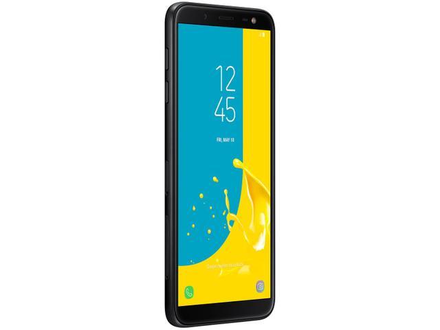 Imagem de Smartphone Samsung Galaxy J6 64GB Preto