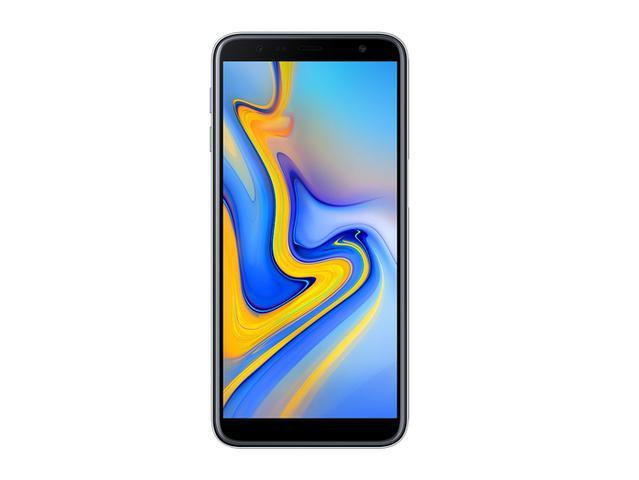 Imagem de Smartphone Samsung Galaxy J6+ Câmera 13Mp, 32Gb, Quad-Core, Dual Chip - Sm-J610G Prata