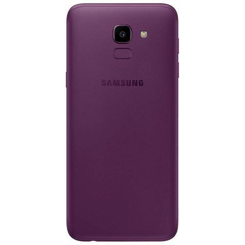 Imagem de Smartphone Samsung Galaxy J6 Dual Chip Android 8.0 Tela 5.6 32GB 4G SM-J600GZPCZTO