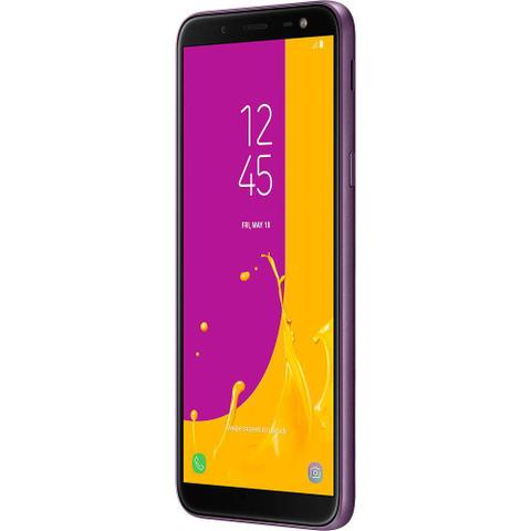 Imagem de Smartphone Samsung Galaxy J6 Sm-j600gt 4g 32gb Octa-core 5.6 Violeta